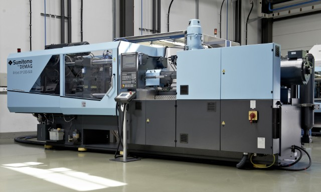 Injection Molding Machines Benefit from Technology-Neutral