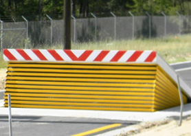 High Security Vehicle Barriers