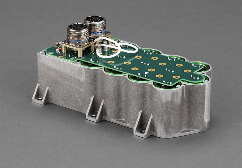 Modular Electric Power Systems for Next Generation Power Management
