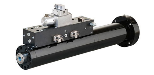 Hydraulic Test Actuator Hydrostatic Bearing