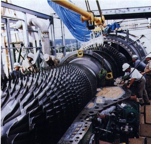 Steam Turbine Application
