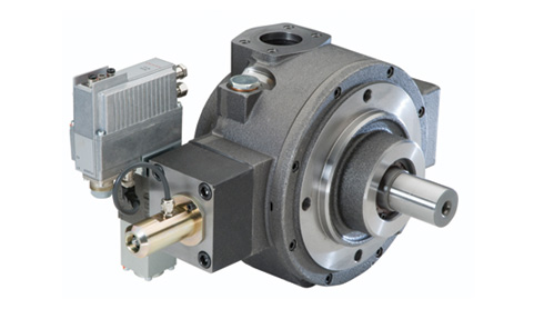 Hydraulic Pitch Pumps