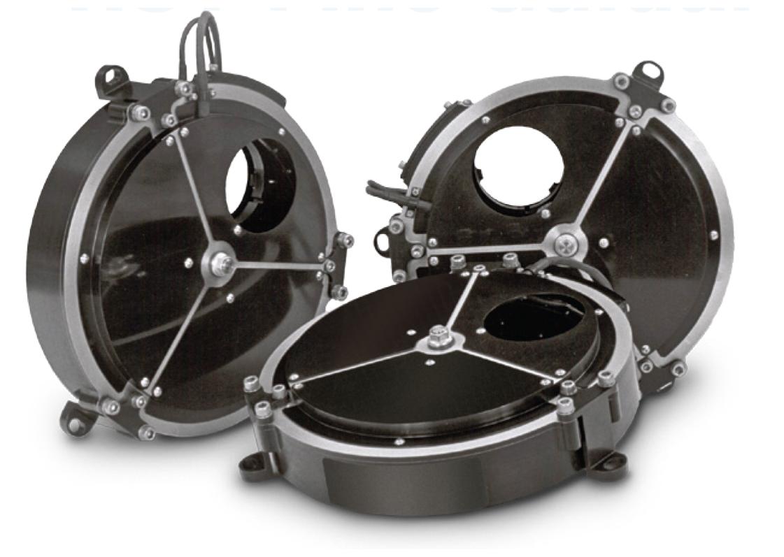Optical Filter Wheel Assemblies