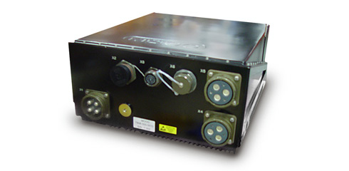 MC1000D 2-Axis Brushless Motor Controller