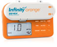 Infinity Orange Small Volume Enteral Feeding Pump
