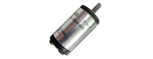 size 8 permanent magnet brush dc motors