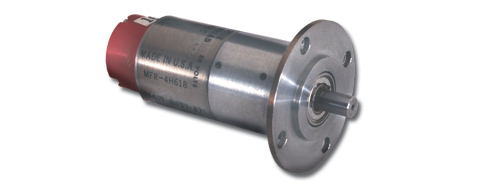 redline series permanent magnet brush dc motors