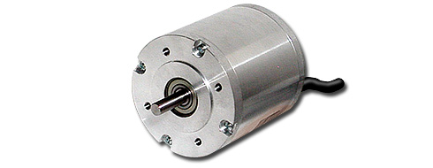 BN34 Silencer Series Brushless DC Motors