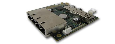 907-GEM Gigabit Ethernet (GbE) Multiplexer