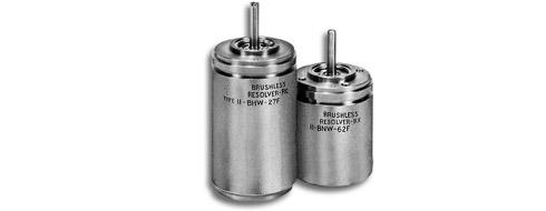 Size 11 Single Speed Brushless Resolvers image