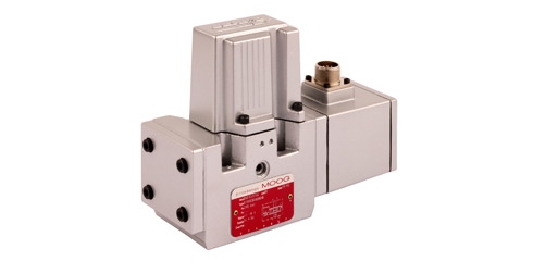 Moog D636 and D637 Series Servo Valve