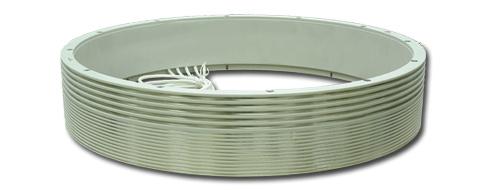 Large Diameter Slip Rings