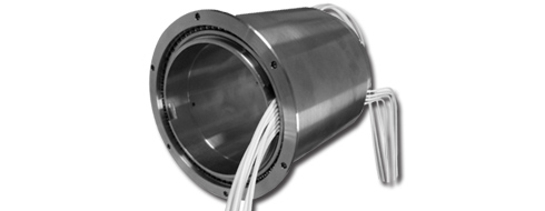 Model 303 Oilfield-Downhole Large Bore Slip Ring