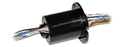 SRA-73683 Slip Rings with Through Bores