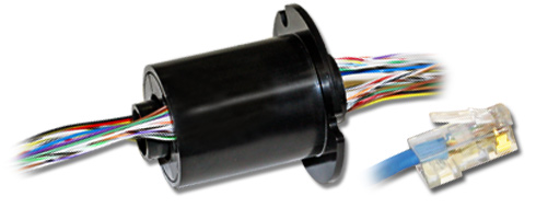 SRA-73830 Ethernet Slip Ring