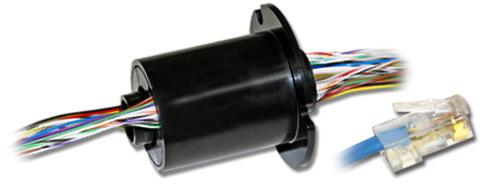 SRA-73830 Ethernet Slip Ring